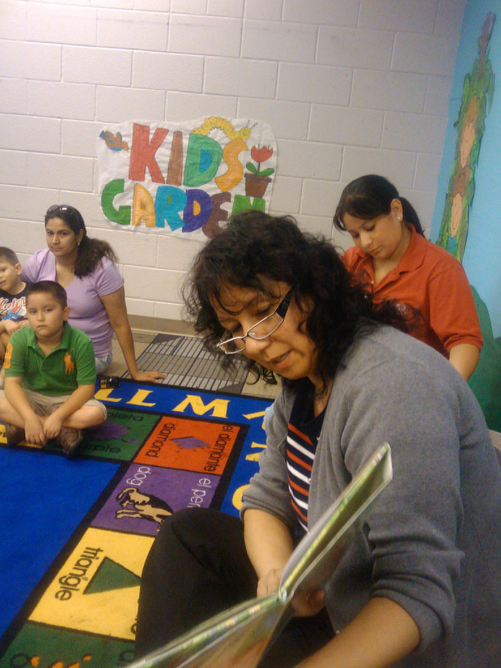 The Zookeeper Storytime, Craft, and Reading Recess