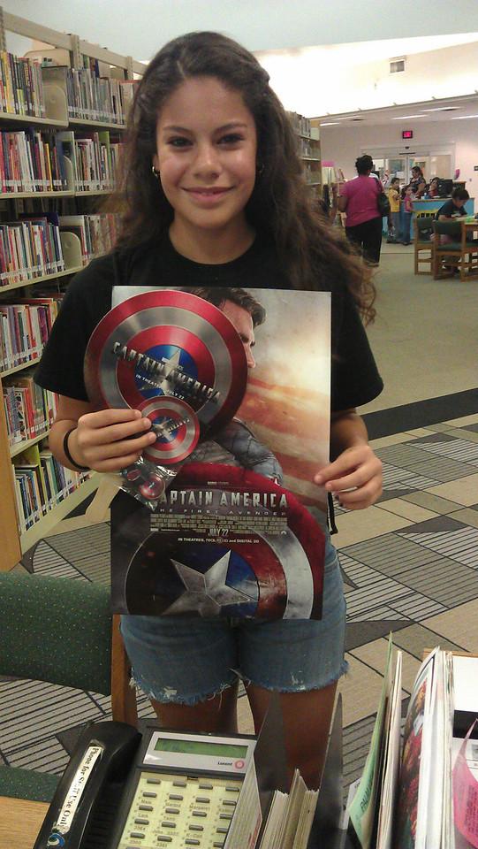 Captain America Craft, Trivia, and Games